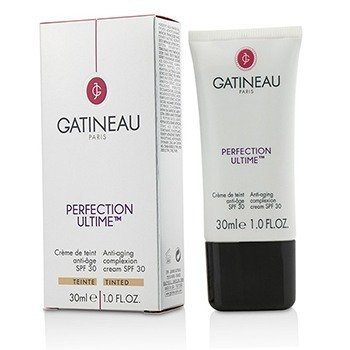 GATINEAU PERFECTION ULTIME TINTED ANTI-AGING COMPLEXION CREAM SPF30 - #02 MEDIUM  30ML/1OZ