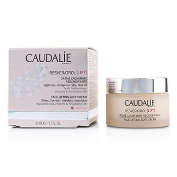CAUDALIE RESVERATROL LIFT FACE LIFTING SOFT CREAM  50ML/1.7OZ