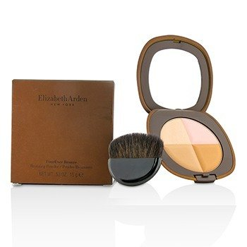 ELIZABETH ARDEN FOUREVER BRONZE BRONZING POWDER - # 01 MEDIUM  15G/0.53OZ