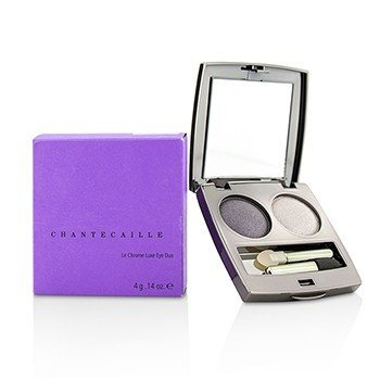 CHANTECAILLE LE CHROME LUXE EYE DUO - #PIAZZA SAN MARCO  4G/0.14OZ