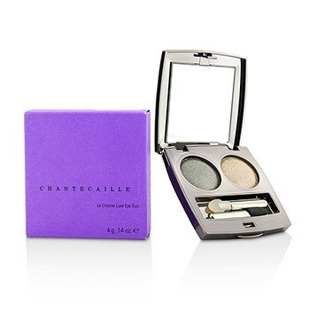 CHANTECAILLE LE CHROME LUXE EYE DUO - #GRAND CANAL  4G/0.14OZ
