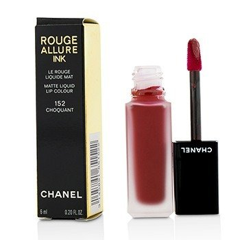 CHANEL ROUGE ALLURE INK MATTE LIQUID LIP COLOUR - # 152 CHOQUANT  6ML/0.2OZ