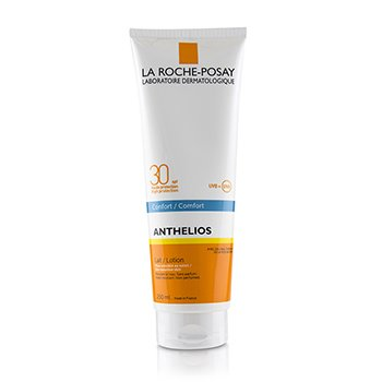 LA ROCHE POSAY ANTHELIOS LOTION SPF30 (FOR FACE & BODY) - COMFORT  250ML/8.4OZ