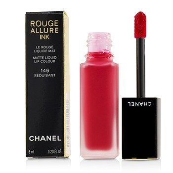 CHANEL ROUGE ALLURE INK MATTE LIQUID LIP COLOUR - # 146 SEDUISANT  6ML/0.2OZ