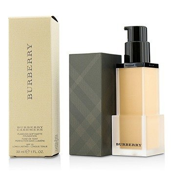 BURBERRY BURBERRY CASHMERE FLAWLESS SOFT MATTE FOUNDATION SPF 20 - # NO. 20 OCHRE  30ML/1OZ
