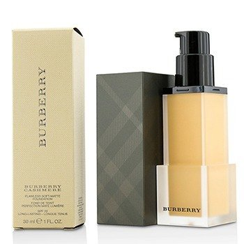 BURBERRY BURBERRY CASHMERE FLAWLESS SOFT MATTE FOUNDATION SPF 20 - # NO. 26 BEIGE  30ML/1OZ