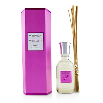 GLASSHOUSE TRIPLE STRENGTH FRAGRANCE DIFFUSER - BEVERLY HILLS (PINK LEMONADE)  250ML/8.45OZ