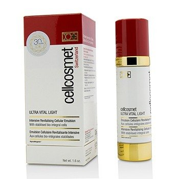 CELLCOSMET & CELLMEN CELLCOSMET ULTRA VITAL LIGHT INTENSIVE REVITALISING CELLULAR EMULSION  50ML/1.6OZ
