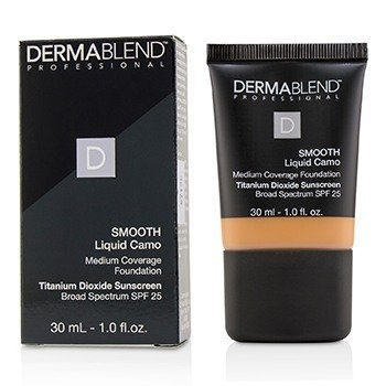 DERMABLEND SMOOTH LIQUID CAMO FOUNDATION SPF 25 (MEDIUM COVERAGE) - COPPER (55W)  30ML/1OZ