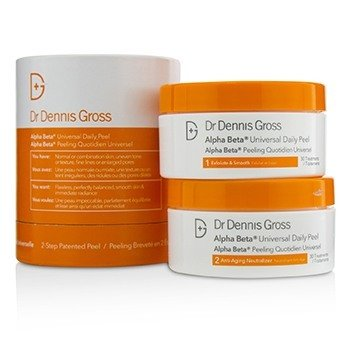 DR DENNIS GROSS ALPHA BETA UNIVERSAL DAILY PEEL - JAR  30 TREATMENTS