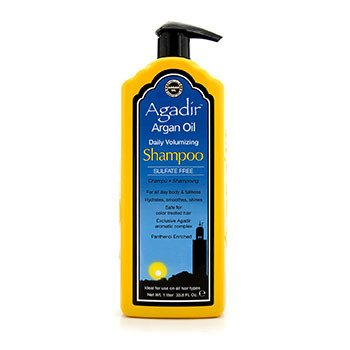 AGADIR ARGAN OIL DAILY VOLUMIZING SHAMPOO (ALL HAIR TYPES)  1000ML/33.8OZ