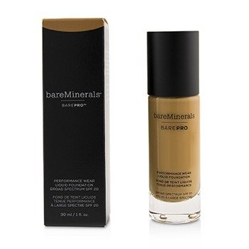 BAREMINERALS BAREPRO PERFORMANCE WEAR LIQUID FOUNDATION SPF20 - # 22 TEAK  30ML/1OZ