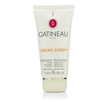 GATINEAU PEELING EXPERT MICRODERMABRASION EXFOLIATING CREAM WITH MICRO-BEADS  75ML/2.5OZ