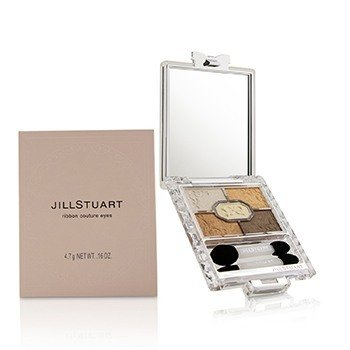 JILL STUART RIBBON COUTURE EYES - # 04 GEMMY CASHMERE  4.7G/0.16OZ