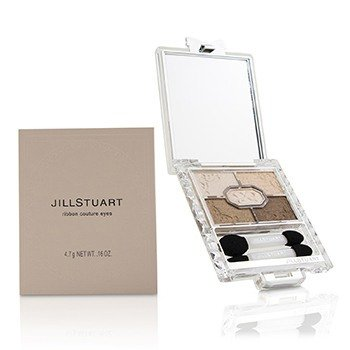 JILL STUART RIBBON COUTURE EYES - # 14 FUR BEIGE  4.7G/0.16OZ