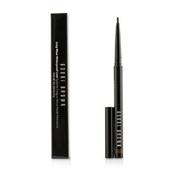BOBBI BROWN LONG WEAR WATERPROOF EYELINER - # BLACK CHOCOLATE  0.12G/0.004OZ