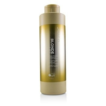 JOICO BLONDE LIFE BRIGHTENING SHAMPOO (TO NOURISH & ILLUMINATE)  1000ML/33.8OZ