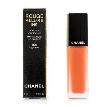 CHANEL ROUGE ALLURE INK MATTE LIQUID LIP COLOUR - # 158 HIGHWAY  6ML/0.2OZ