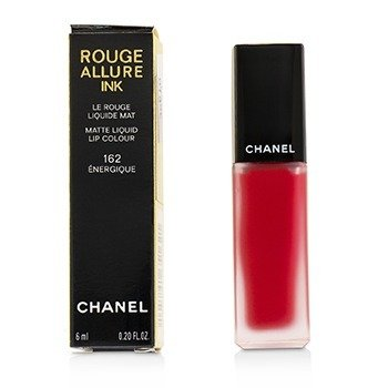 CHANEL ROUGE ALLURE INK MATTE LIQUID LIP COLOUR - # 162 ENERGIQUE  6ML/0.2OZ