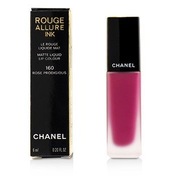 CHANEL ROUGE ALLURE INK MATTE LIQUID LIP COLOUR - # 160 ROSE PRODIGIOUS  6ML/0.2OZ