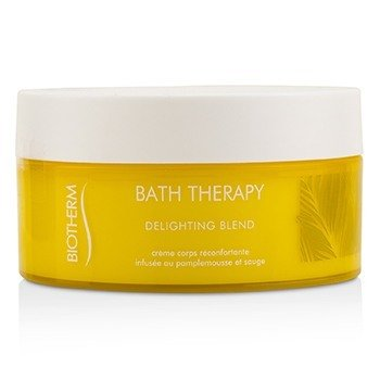 BIOTHERM BATH THERAPY DELIGHTING BLEND BODY HYDRATING CREAM  200ML/6.76OZ
