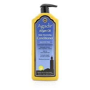 AGADIR ARGAN OIL DAILY VOLUMIZING CONDITIONER (ALL HAIR TYPES)  1000ML/33.8OZ