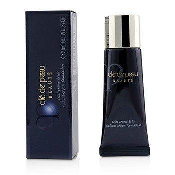 CLE DE PEAU RADIANT CREAM FOUNDATION SPF 25 - # B10  21ML/0.87OZ