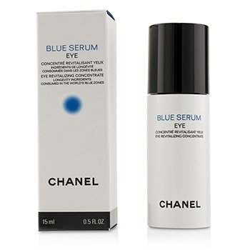 CHANEL BLUE SERUM EYE REVITALIZING CONCENTRATE  15ML/0.5OZ