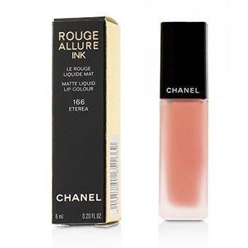 CHANEL ROUGE ALLURE INK MATTE LIQUID LIP COLOUR - # 166 ETEREA  6ML/0.2OZ