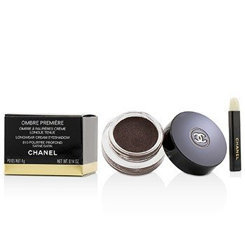 CHANEL OMBRE PREMIERE LONGWEAR CREAM EYESHADOW - # 810 POURPRE PROFOND (SATIN)  4G/0.14OZ