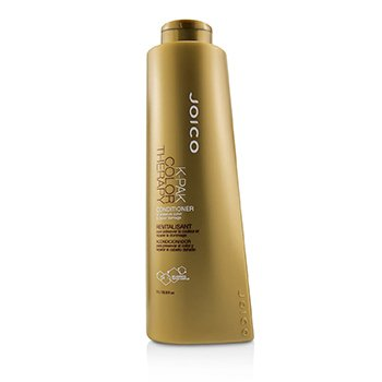 JOICO K-PAK COLOR THERAPY CONDITIONER - TO PRESERVE COLOR & REPAIR DAMAGE (CAP)  1000ML/33.8OZ