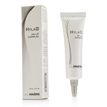 JAN MARINI HYLA3D HA LIP COMPLEX  14G/0.5OZ