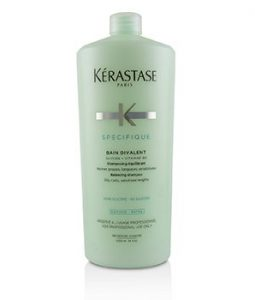 KERASTASE SPECIFIQUE BAIN DIVALENT BALANCING SHAMPOO (OILY ROOTS, SENSITISED LENGTHS)  1000ML/34OZ