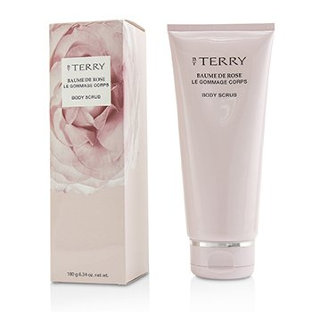 BY TERRY BAUME DE ROSE BODY SCRUB  180G/6.34OZ