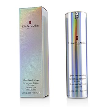 ELIZABETH ARDEN SKIN ILLUMINATING SMOOTH & BRIGHTEN EMULSION  100ML/3.3OZ
