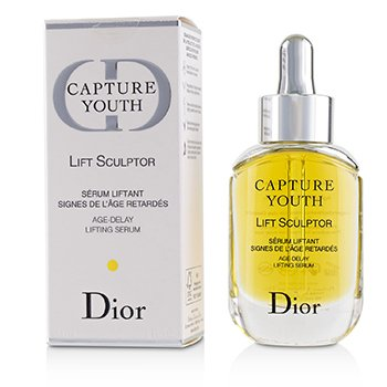 CHRISTIAN DIOR CAPTURE YOUTH LIFT SCULPTOR AGE-DELAY LIFTING SERUM  30ML/1OZ