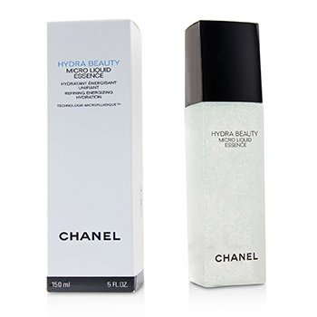 CHANEL HYDRA BEAUTY MICRO LIQUID ESSENCE REFINING ENERGIZING HYDRATION  150ML/5OZ