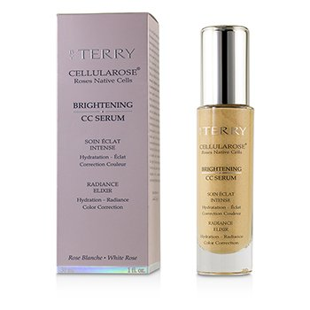 BY TERRY CELLULAROSE BRIGHTENING CC SERUM # 3 APRICOT GLOW  30ML/1OZ