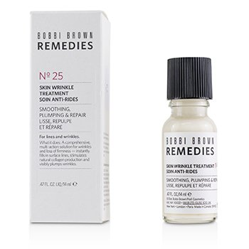 BOBBI BROWN BOBBI BROWN REMEDIES SKIN WRINKLE TREATMENT NO 25 - FOR LINES & WRINKES  14ML/0.47OZ