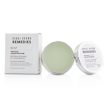 BOBBI BROWN BOBBI BROWN REMEDIES SKIN SALVE NO 57 - FOR SUPER DRY, DAMAGED SKIN  17G/0.59OZ