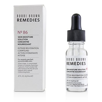 BOBBI BROWN BOBBI BROWN REMEDIES SKIN MOISTURE SOLUTION NO 86 - FOR DRY, PARCHED SKIN  14ML/0.47OZ