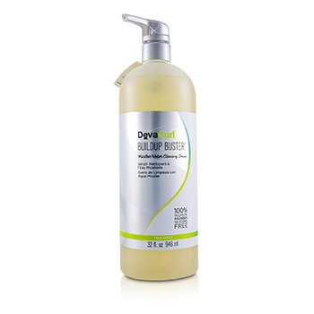 DEVACURL BUILDUP BUSTER (MICELLAR WATER CLEANSING SERUM - FOR ALL CURL TYPES)  946ML/32OZ