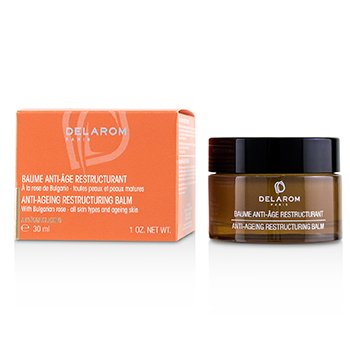 DELAROM ANTI-AGEING RESTRUCTURING BALM - FOR ALL SKIN TYPES & AGEING SKIN  30ML/1OZ