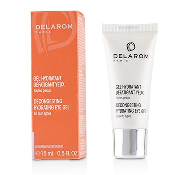 DELAROM DECONGESTING HYDRATING EYE GEL  15ML/0.5OZ