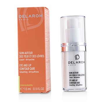 DELAROM EYE AND LIP CONTOUR CARE  15ML/0.5OZ