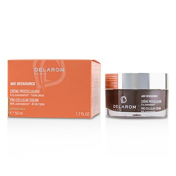 DELAROM AGE RESSOURCE PRO-CELLULAR CREAM  50ML/1.7OZ