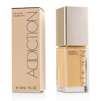 ADDICTION THE GLOW FOUNDATION SPF 20 - # 003 (COOL IVORY)  30ML/1OZ