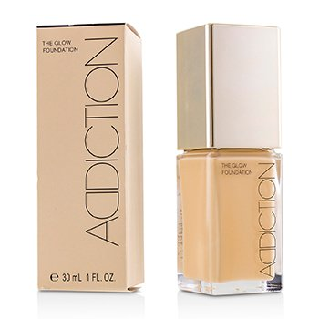 ADDICTION THE GLOW FOUNDATION SPF 20 - # 006 (COOL BEIGE)  30ML/1OZ