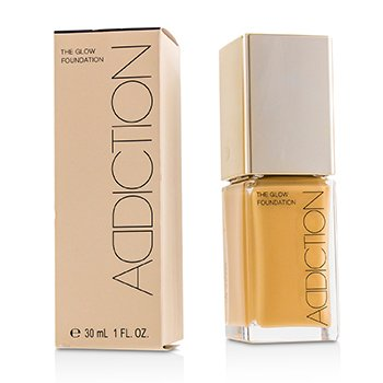 ADDICTION THE GLOW FOUNDATION SPF 20 - # 011 (WARM SAND)  30ML/1OZ