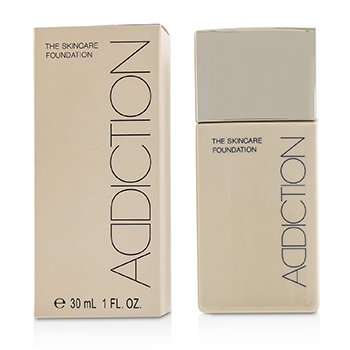 ADDICTION THE SKINCARE FOUNDATION SPF 25 - # 010 (ALMOND BEIGE)  30ML/1OZ